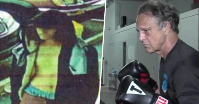 Грабитель напал на пенсионера, но он оказался чемпионом по кикбоксингу
