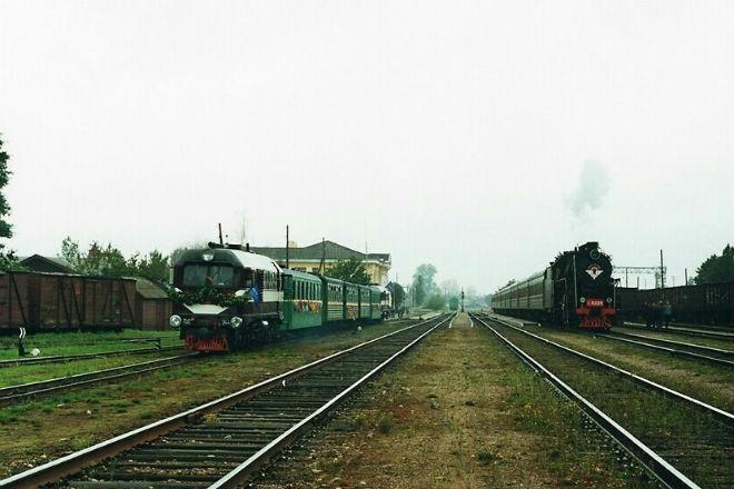 В России железные дороги шире, чем в Европе