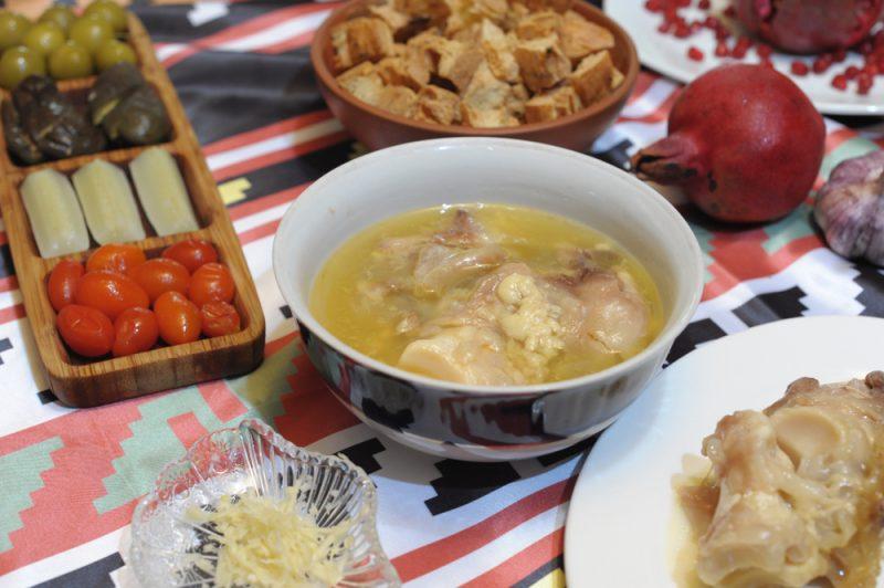 Армянские супы: рецепты с фото