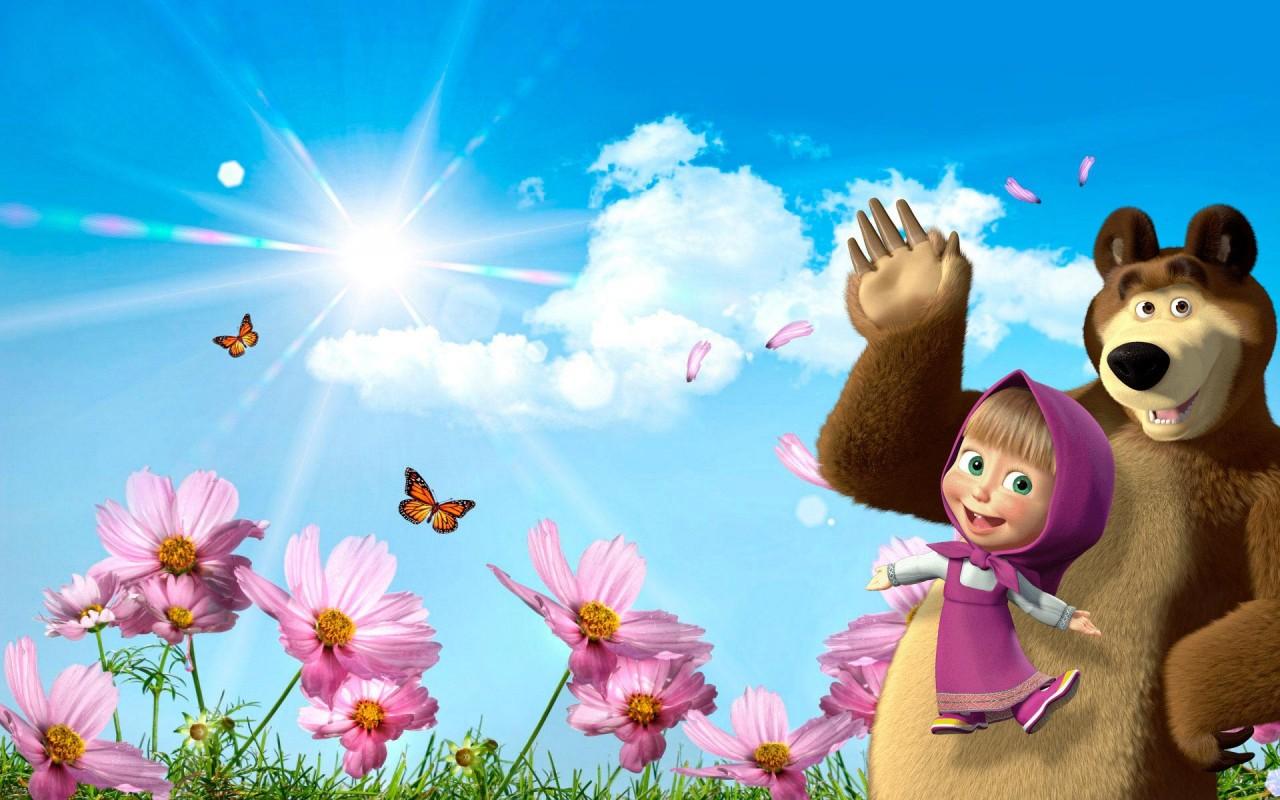 Картинки хорошего дня для детей, картинки