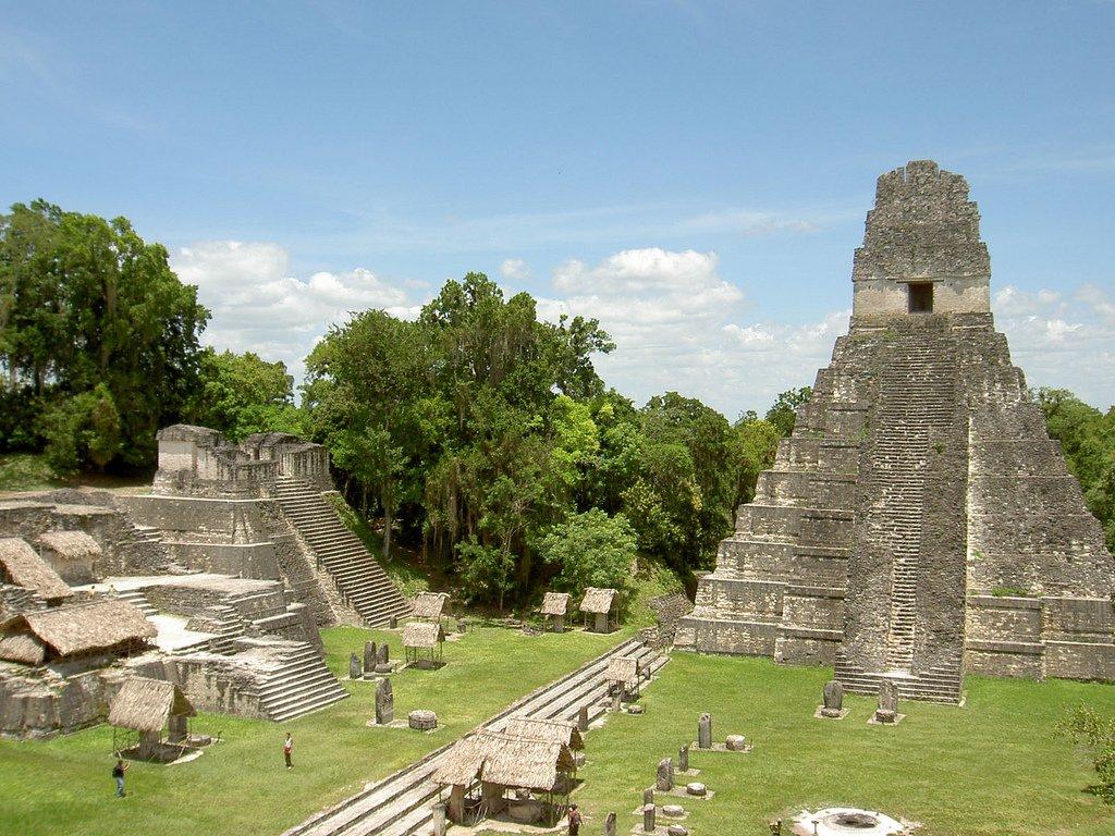 Пирамиды индейцев древней америки фото маску