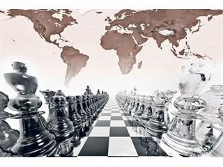 Шахматы в которые играет Путин... россия