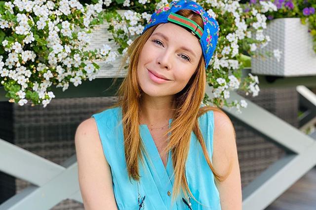 Наталья Подольская перестала скрывать беременность