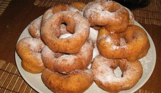 Пончики — колечки