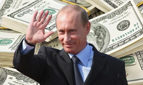 """""""Даёшь миллиарды ВВП!"""" - Проиграв Путину, США вытащили на свет замшелую сплетню."""