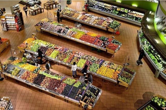 Выбираем свежие продукты