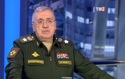 Руслан Цаликов рассказал о новой системе управления войсками