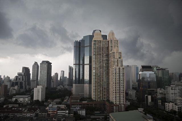 В Таиланде из-за плохой погоды возможны задержки авиарейсов
