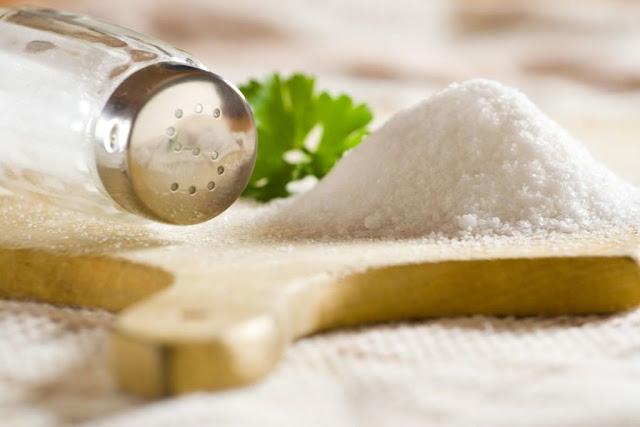 Снижаем количество соли в своём рационе