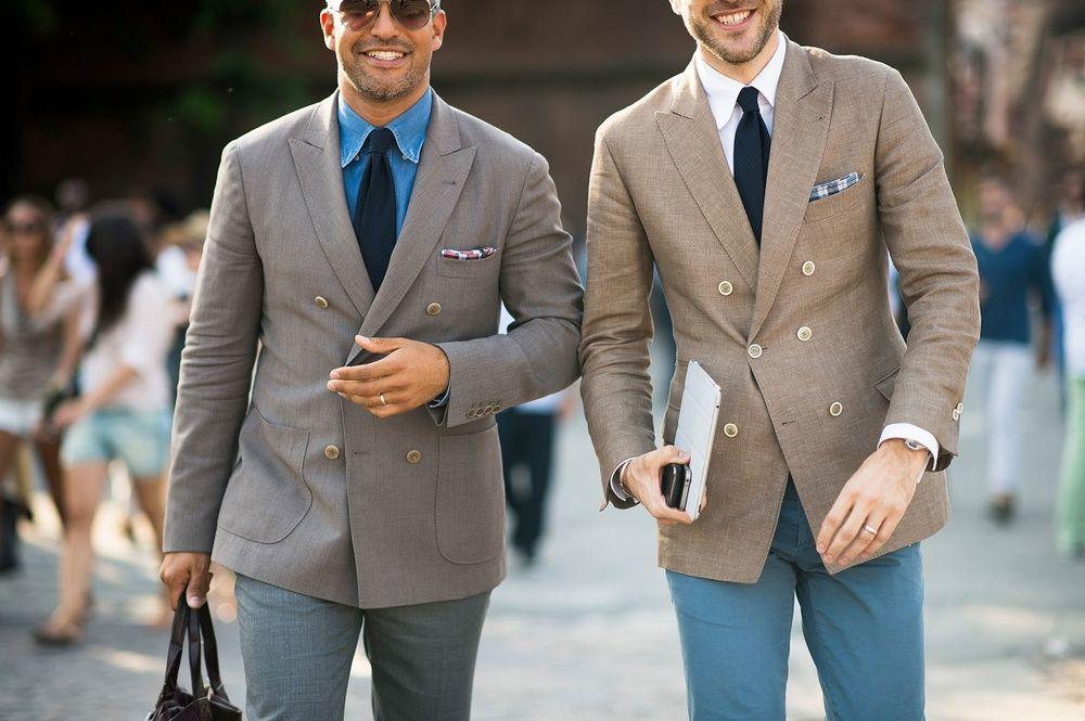 Долой дискриминацию мужских пиджаков! 5 тенденций в мире пиджаков + 25 стильных образов, фото № 1