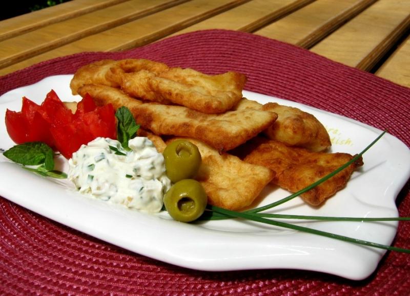 Хворост картофельный - Люблю, когда вкусно... и красиво