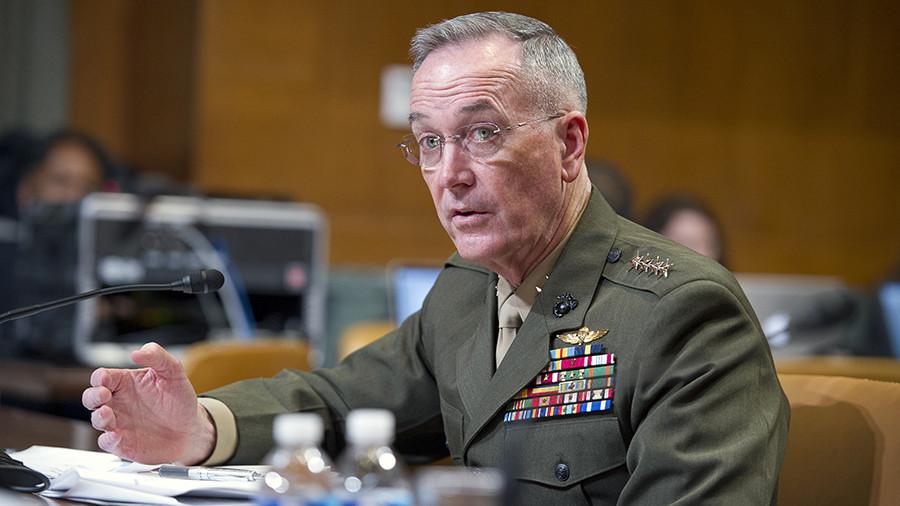 Откровения генерала Данфорда
