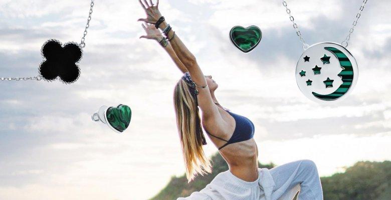 Йога и украшения: какие камн…