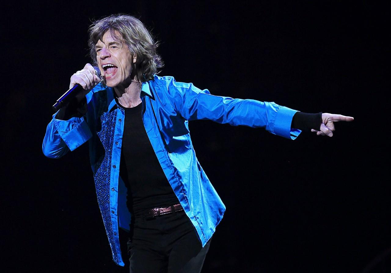 ЗАРУБЕЖКА. Mick Jagger