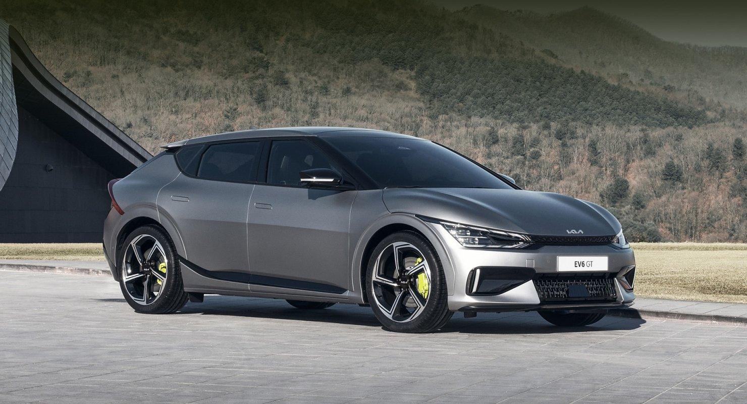 Новые подробности о KIA EV6 для рынка США Автомобили