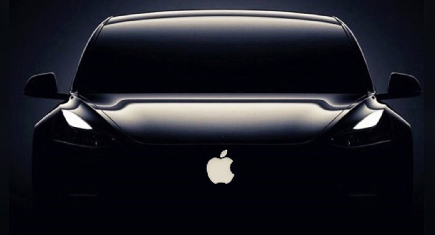 Apple может заняться созданием своего автомобиля в одиночку Автомобили