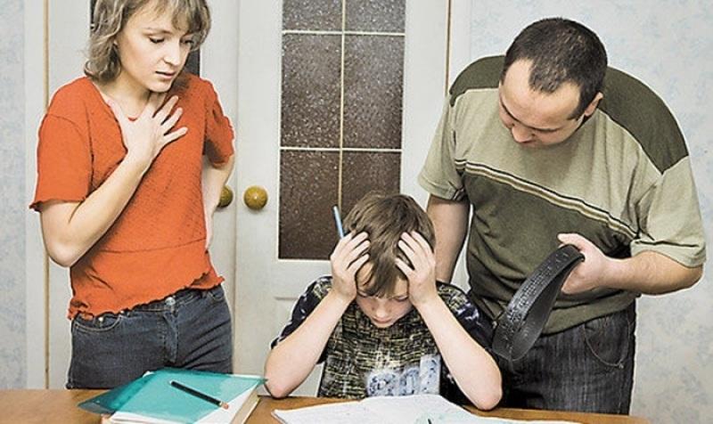 Требование учиться на отлично — самая грубая ошибка родителей! Прочитать и осознать всем взрослым