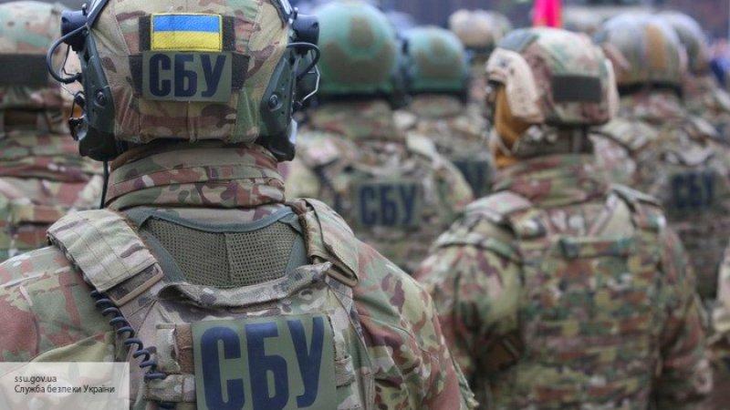 В Киеве грабители в форме СБ…