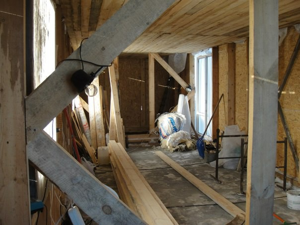 Бюджетное жилье для молодой семьи своими руками, сделай сам