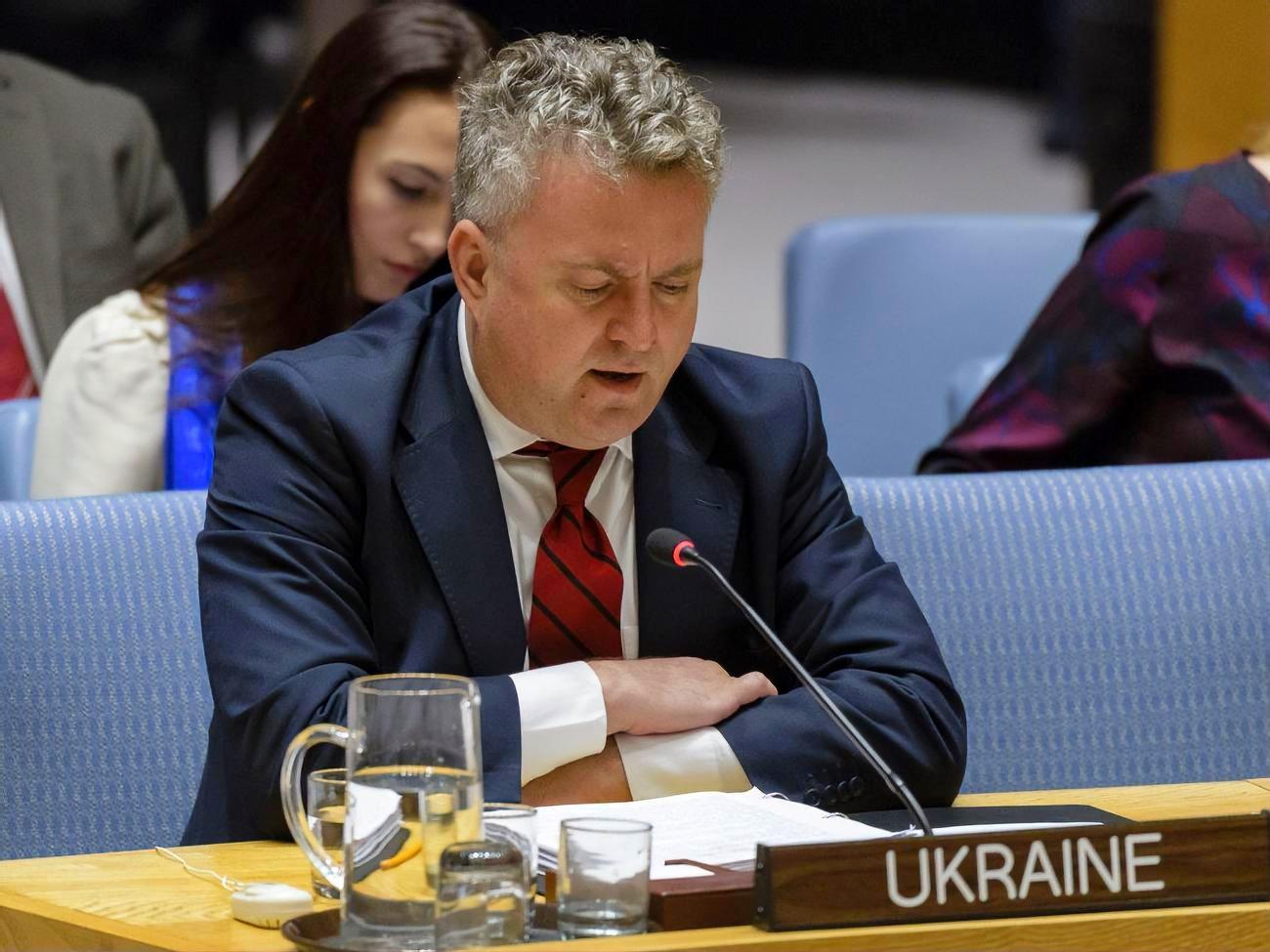 Представитель Украины при ООН рассказал о резолюциях по Крыму Украины, словам, обращений, время, Незалежная, каждый, будет, резолюции, текстами, Кислица, представитель, подчеркнул, страныСергей, очень, учреждений, государственных, тщательно, работает, своих, резолюций