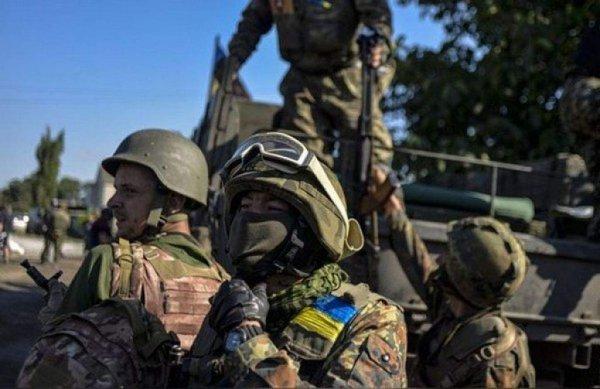 ВСУ обстреляли Донбасс из артиллерии
