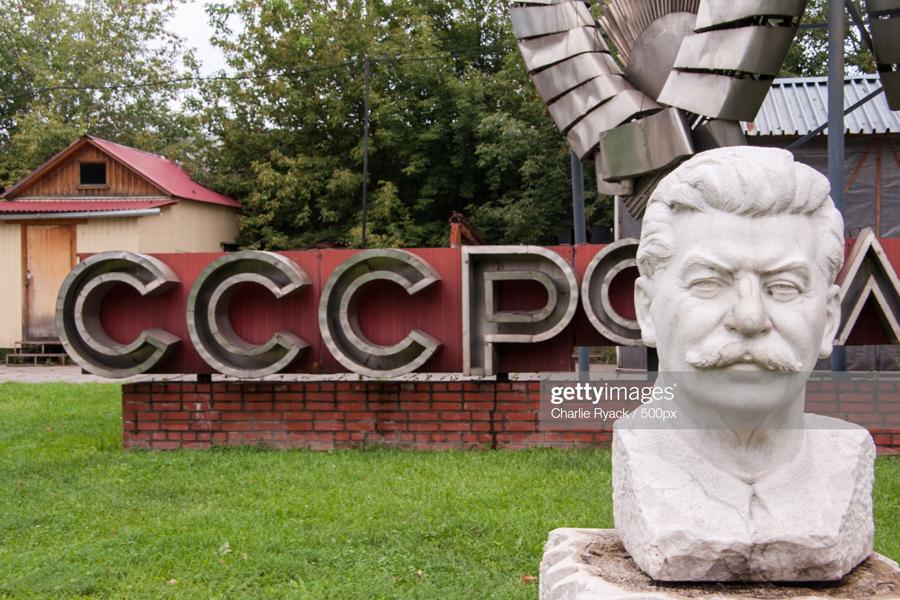 О постыдной тайне Иосифа Сталина