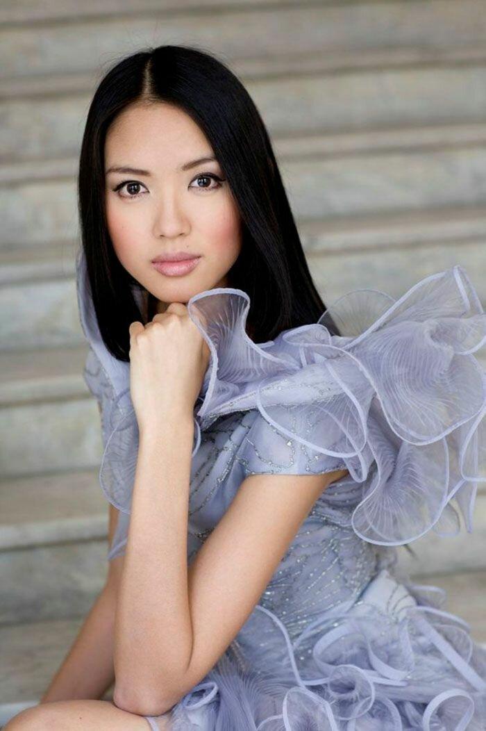 Чжан Цзылинь, китайская красавица, Мисс мира азиатки, грация, девушки, изящество, красота, невероятные
