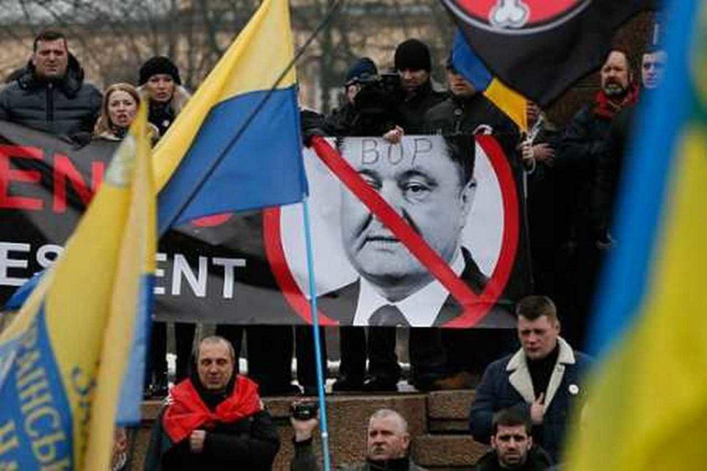 Гротескная годовщина переворота на Украине задала тон мифотворцам