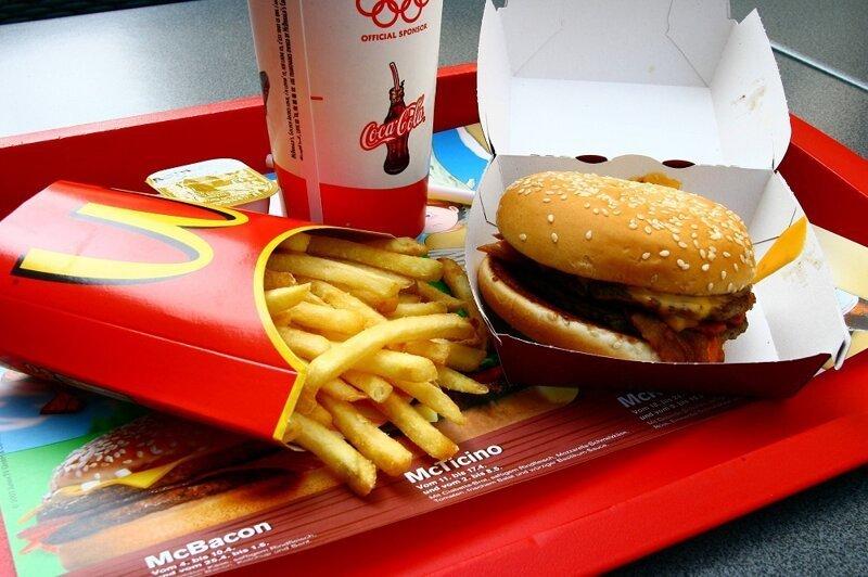 Есть в «Макдоналдсе» америка, привычки, россия, факты