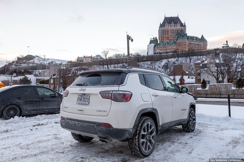 Почему Россия – не Канада грязь, зима, канада, россия