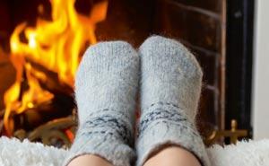 Мерзнут ноги - причины и как с этим бороться