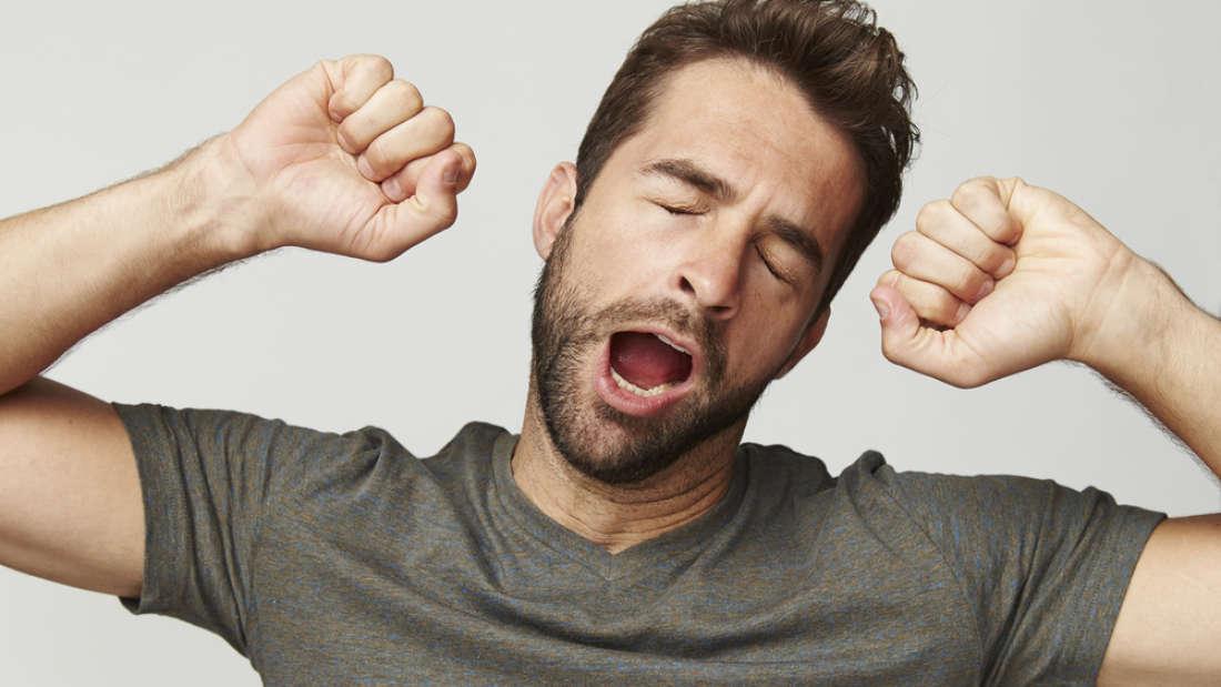 Как победить сонливость без кофина