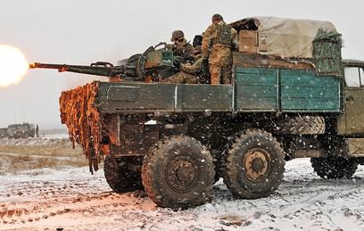 Киев усилил обстрелы Донбасса после ухода наблюдателей СЦКК