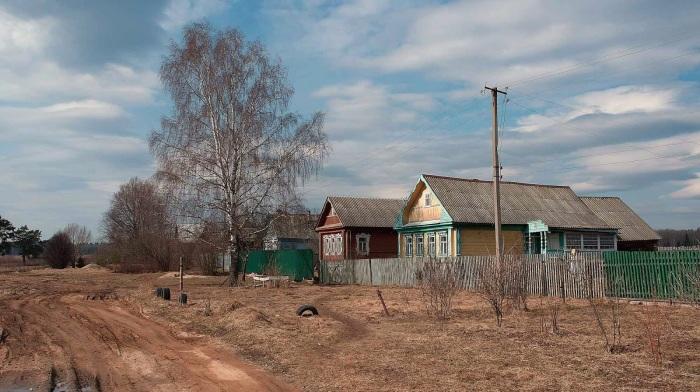 Деревня Рязанцы. /Фото:blogspot.com, интернет-журнал «Краевед»