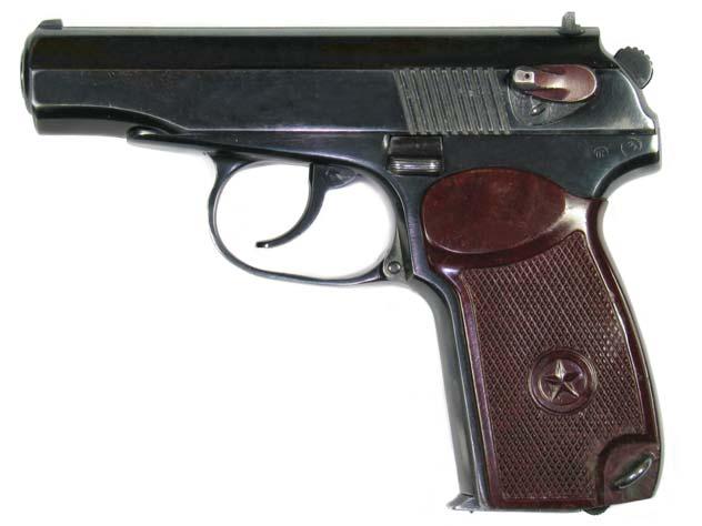 Служебный пистолет ИЖ-71 – скромное оружие из лихих девяностых
