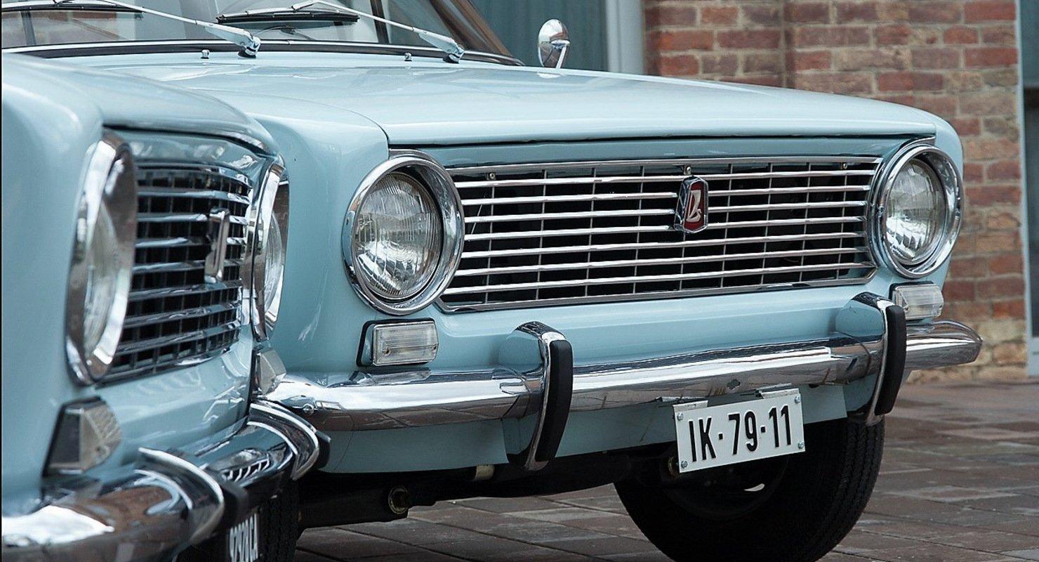 Сделка столетия — как FIAT 124 стал прообразом для ВАЗ-2101 Автомобили