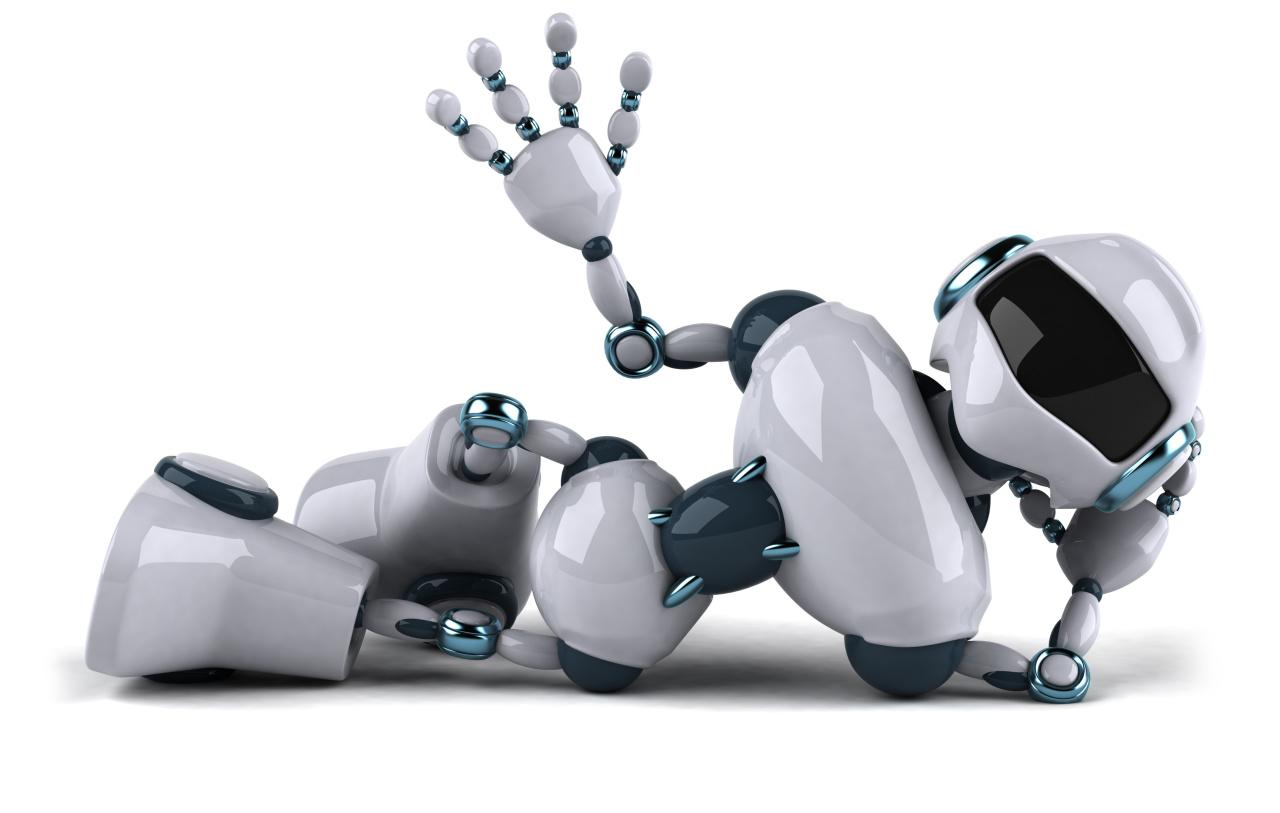 Простейший робот своими руками
