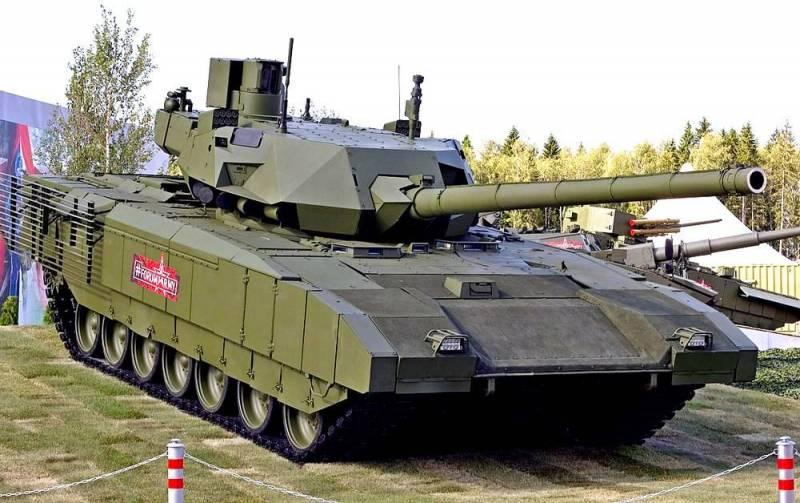 Почему за российским танком Т-14 «Армата» большое будущее Техно