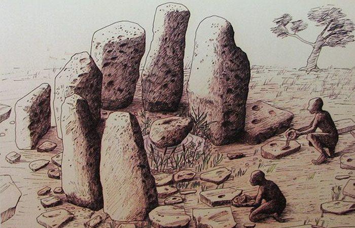 Невероятные руины Атлит Ям.
