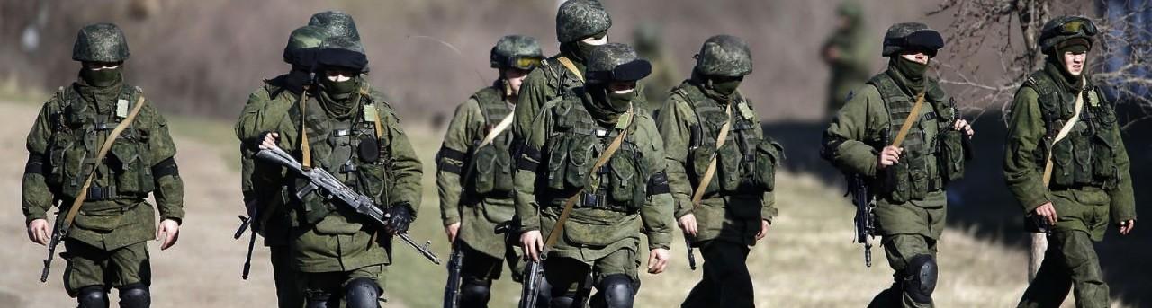 Российская армия под Ужгород…