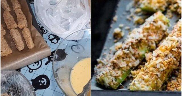 Блюда из кабачков: никаких сковородок и долгого стояния у плиты
