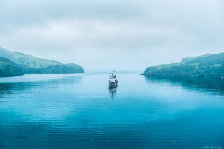 Остров Шикотан - рай на Земле