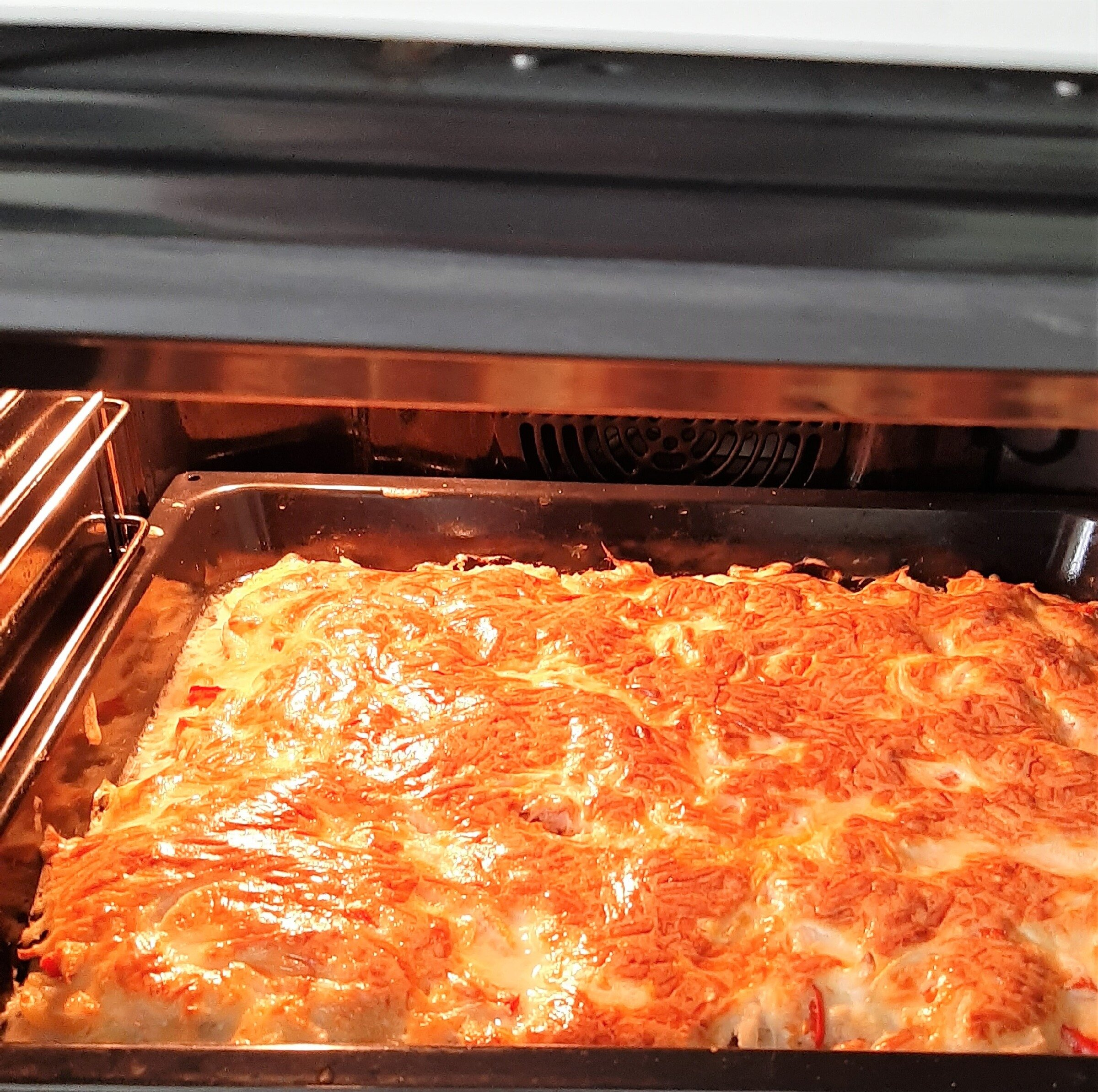 Ленивая курица под шубой. Простейший рецепт праздничного блюда из курицы.