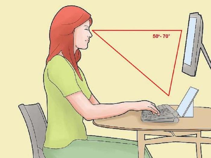 Как защитить спину от болей при сидячей работе