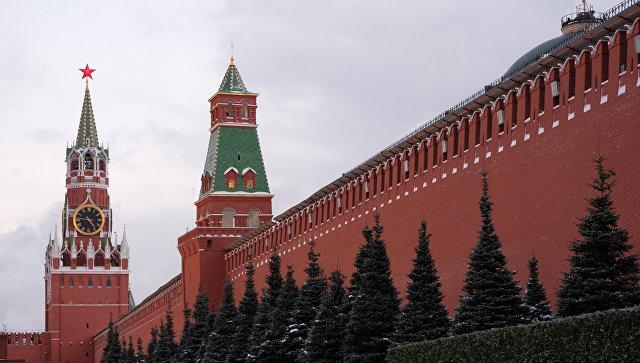 В Кремле ответили на публикации о связях Трампа с российской разведкой