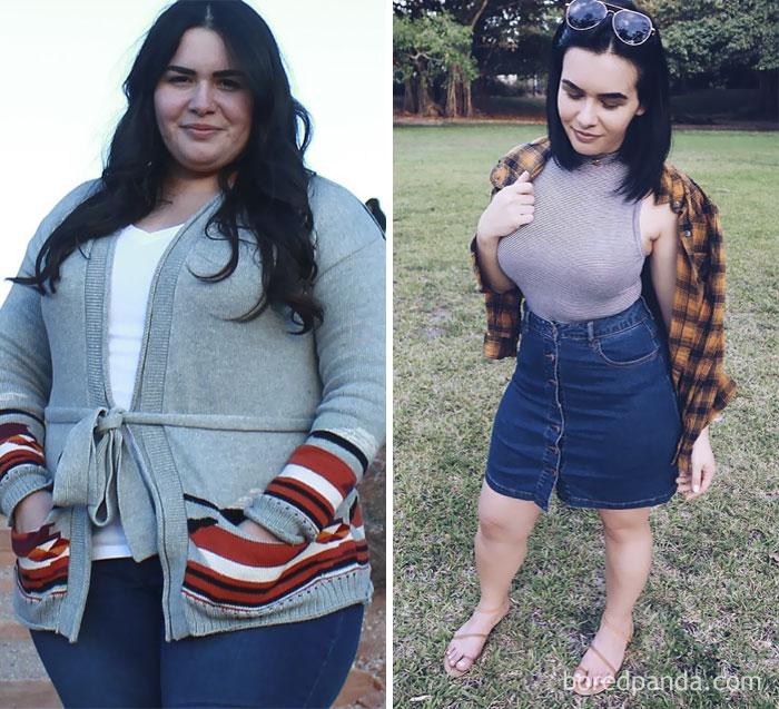 Девушка Которая Очень Похудела. Реальное похудение: вдохновляющие истории девушек
