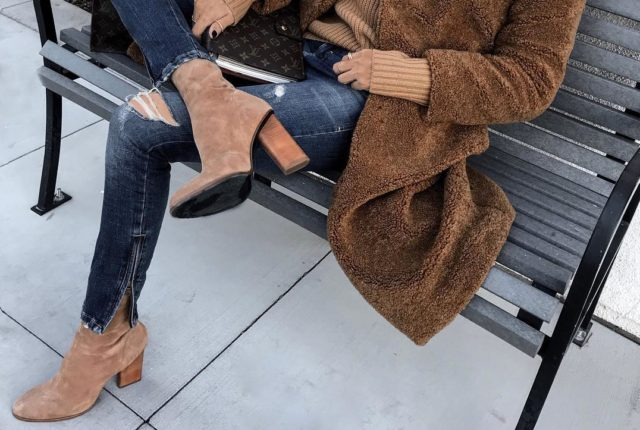 Зимняя обувь на каблуке: как правильно выбрать?