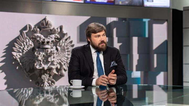 Русские - имперская нация, мы видим Россию и Украину едиными к 2050 году - Константин Малофеев россия