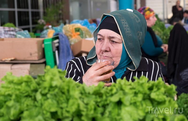 Бакинский базар