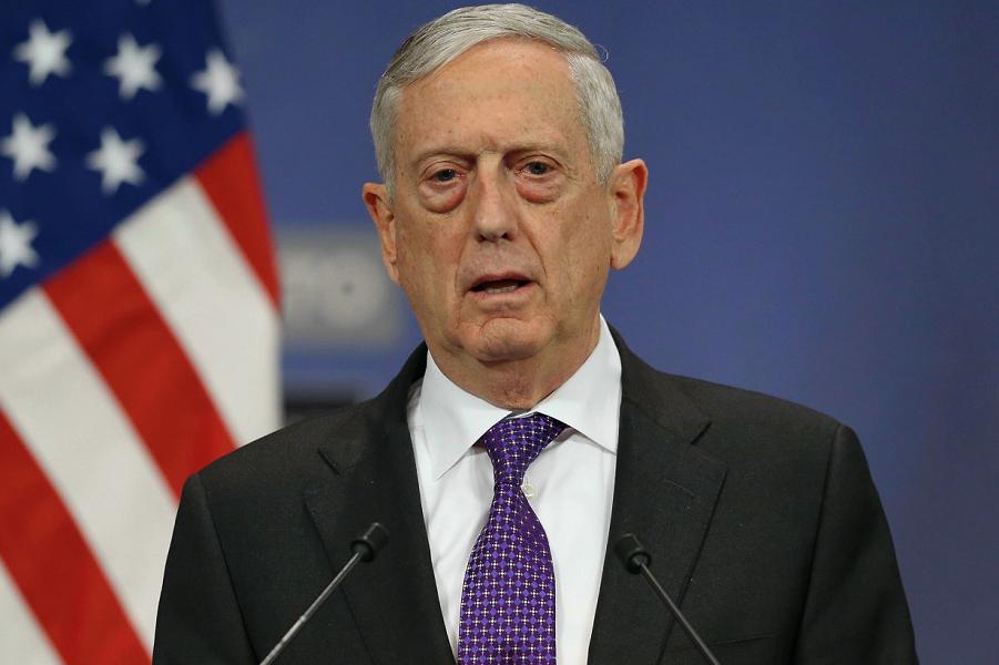 Глава Пентагона: «они могут потратить на это все деньги», но это ничего не меняет